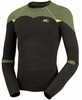 Millet Mens Carline Seamless Top Black