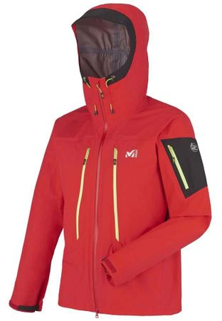 Millet Mens Freerando Neo Jacket Red
