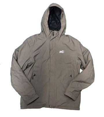 Millet Mens Greenland 3 in 1 Jacket Earth/ Terra