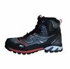 Millet Mens High Route Mesh Grey/ Red