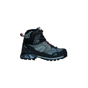 Millet Womens High Route GTX Boots Hibiscus/ Heather Grey