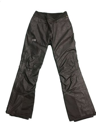 Millet Womens Montet GTX Pant Noir Embossed (Close Out)