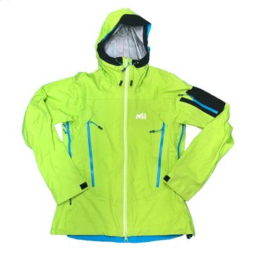 Millet Womens Touring Neo Jacket Acid Green