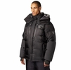 Mountain Hardwear Absolute Zero Parka Shark/ Black