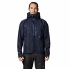 Mountain Hardwear Mens Exposure/2 GTX Paclite Jacket Dark Zinc