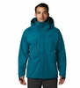 Mountain Hardwear Mens Firefall/2 Insulated Jacket Icelandic (Close Out)
