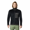 Mountain Hardwear Mens Monkey Man 2 Fleece Jacket Black (Close Out)