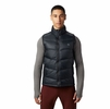 Mountain Hardwear Mens Mt. Eyak Down Vest Black