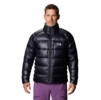 Mountain Hardwear Mens Phantom Down Jacket Dark Storm (close out)
