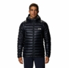 Mountain Hardwear Mens Phantom Hoody Dark Storm (close out)