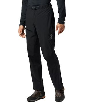 Mountain Hardwear Mens Stretch Ozonic Pant Regular Black