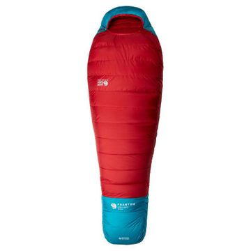 Mountain Hardwear Phantom Gore-Tex 0F/-18C Sleeping Bag Regular Alpine Red