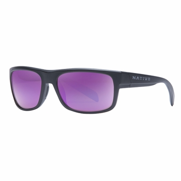 Native Ashdown Matte Black N3 Violet Reflex
