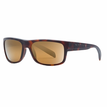Native Ashdown Matte Dark Tortoise Polarized N3 Bronze Reflex