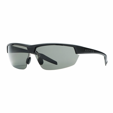 Native Hardtop Ultra Matte Black Polarized N3 Gray