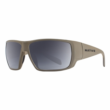Native Sightcaster Desert Tan Polarized N3 Gray