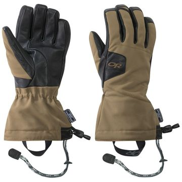 Outdoor Research Luminary Sensor Gloves Coyote/ Black