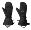 Outdoor Research Mens Adrenaline Mitts Black