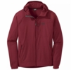 Outdoor Research Mens Ferrosi Hoodie Retro Red (Close Out)