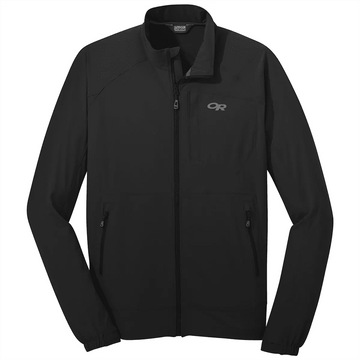 Outdoor Research Mens Ferrosi Jacket Black (Close Out)