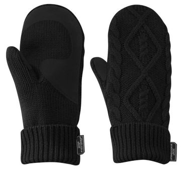 Outdoor Research Womens Lodgeside Mitts Black