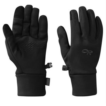 Outdoor Research Womens PL 100 Sensor Gloves Black