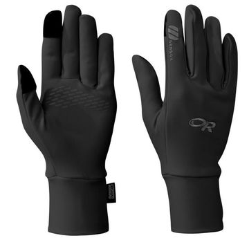 Outdoor Research Womens PL Base Sensor Gloves Black