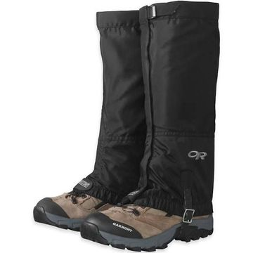 Outdoor Research Womens Rocky Mountain High Gaiters Black (Close Out)