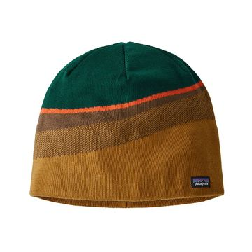 Patagonia Beanie Hat Free Flow: Hammonds Gold (Close Out)