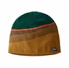 Patagonia Beanie Hat Free Flow: Hammonds Gold