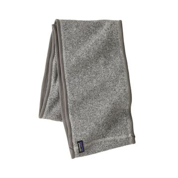Patagonia Better Sweater Scarf Birch White
