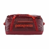Patagonia Black Hole Duffel Bag 70L Roamer Red