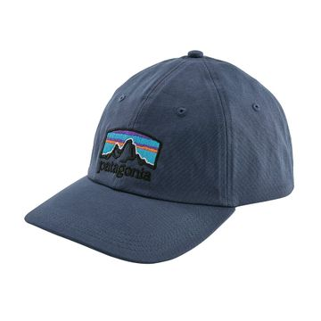 Patagonia Fitz Roy Horizons Trad Cap Dolomite Blue (Close Out)
