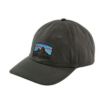 Patagonia Fitz Roy Horizons Trad Cap Forge Grey (Close Out)