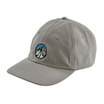 Patagonia Fitz Roy Scope Icon Trad Cap Drifter Grey (Close Out)