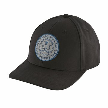 Patagonia Grow Our Own Roger That Hat Black