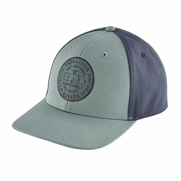 Patagonia Grow Our Own Roger That Hat Cadet Blue