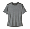 Patagonia Mens Airchaser Shirt Forge Grey