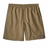 Patagonia Mens Baggies Longs 7in Ash Tan