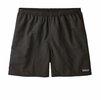Patagonia Mens Baggies Shorts 5in Black