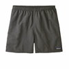 Patagonia Mens Baggies Shorts 5in Forge Grey