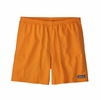 Patagonia Mens Baggies Shorts 5in Mango