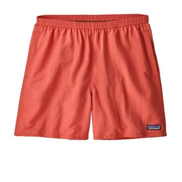 Patagonia Mens Baggies Shorts 5in Spiced Coral
