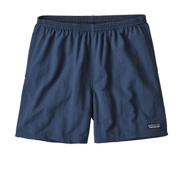 Patagonia Mens Baggies Shorts 5in Stone Blue