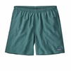 Patagonia Mens Baggies Shorts 5in Tasmanian Teal