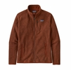 Patagonia Mens Better Sweater Jacket Barn Red