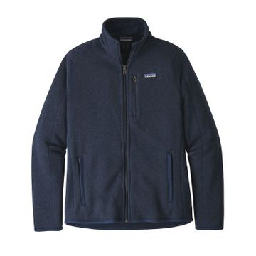 Patagonia Mens Better Sweater Jacket New Navy