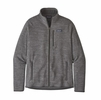 Patagonia Mens Better Sweater Jacket Nickel