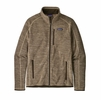 Patagonia Mens Better Sweater Jacket Pale Khaki (Close Out)