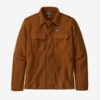 Patagonia Mens Better Sweater Shirt Jacket Wood Brown (close out)
